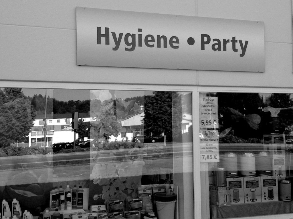 Hygiene-Party